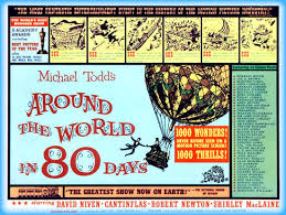 around the world in days movie review film essay around the world in 80 days 1956