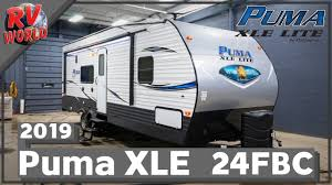 2019 palomino puma xle 24fbc travel trailer toy hauler rv rv world
