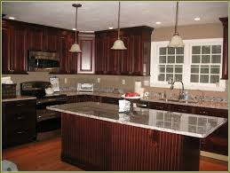 kitchen color ideas with cherry cabinets. 20 Kitchen Colors Cherry Cabinets Small Island Ideas With Throughout Color E