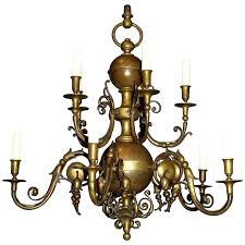 antique bronze chandelier dutch for canopy antique bronze chandelier