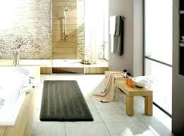 bath rugs luxury image of long fieldcrest aqua spill full size