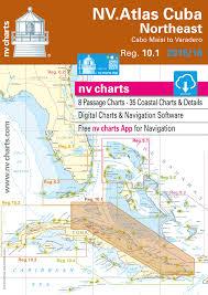 Nv Charts App Nv Charts Reg 10 1 Cuba Northeast