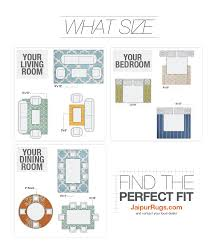 Let Us Help You Pick The Right Sized Rug For Your Room Choose