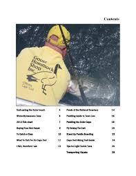 Orleans Tide Chart Contents Revised Pg3 By Sean Fields Issuu