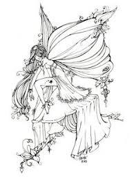 Les 214 Meilleures Images Du Tableau Fairies Coloring Pages Sur