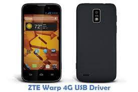 Download ZTE Warp 4G USB Driver