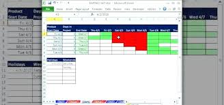 Create A Gantt Chart In Excel 2010 Excel Chart Template How To