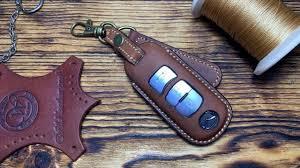 <b>Чехол для смарт</b>-<b>ключа</b>/smart key case Mazda 6 GJ из кожи Crazy ...