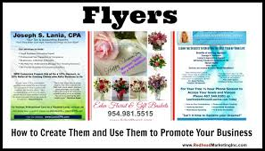 How To Make A Business Flyer How To Prepare Flyers How To Make A Business Flyer In