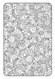 Adult Coloring Book Art Therapy Volume 3 Printable Coloring Book