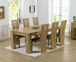 dining room chair sets 6 excellent oak dining room table and 6 chairs oak dining room