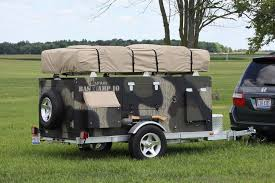 17 cool diy cer trailers to enjoy