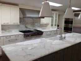 white marble countertops modern