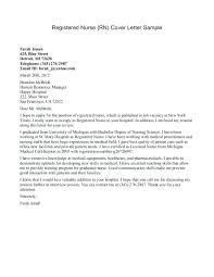 Inspirational Cover Letter Rn New Grad For Cover Letter