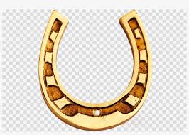 gold horseshoe png clipart horseshoe