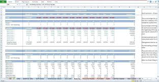 Capex Budget Template Excelpital Expenditure And Opex Gym ...