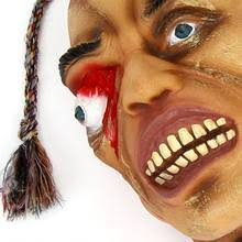 <b>Halloween Bloody Scary Horror</b> Mask reviews – Online shopping ...