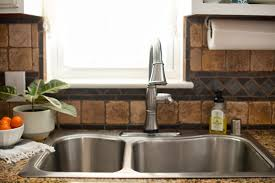 the kitchen sink styling cleaning routine