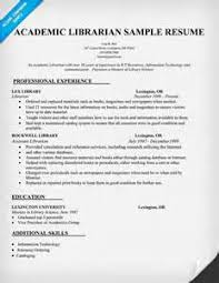 school librarian resume sample librarian resume examples