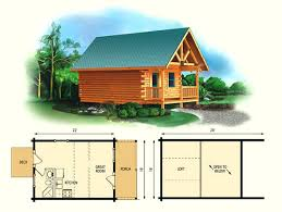 log cabin floor plans. Small Log Home Floor Plans Marvellous Design With Loft 8 Cabin .