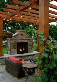 Brilliant Patio Ideas With Fireplace Channel Tv Blog Outdoor Inspiration In Decorating