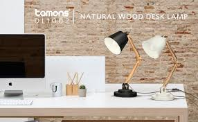 versatile design lamp may it be as a light source for your desk or as reading lamp on your bedside cabinet the tomons desk lamp does not simply provide