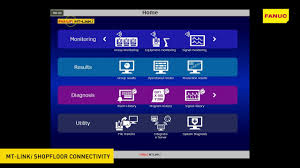 FANUC MT-LINKi - CNC Data Collection Software for PC - YouTube