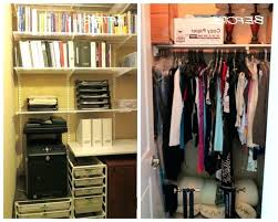 office closet ideas. Office Closet Organizer Home Ideas Inspirational Remodeling Organized Designs Before And After