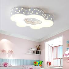 childrens ceiling lighting. Kid Ceiling Lamp Modern Led Lights Children Colourful Clouds Bedroom Room Decor For Childrens Lighting