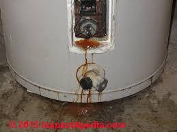 tankless water heater leaking. Exellent Heater Water Heater Leak Diagnosis U0026 Repair C Daniel Friedman In Tankless Heater Leaking N