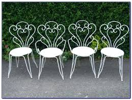 wrought iron garden furniture antique. white wrought iron patio furniture antique vintage garden
