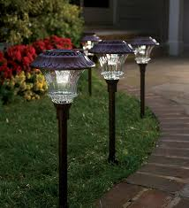 solar landscape lighting garden