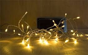 solar string lights.  Lights Solar String Lights  A Touch Of Green Illumination To