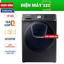 Freeship HN] Máy giặt sấy Samsung Add Wash Inverter 19 kg WD19N8750KV/SV  chính hãng tại Hà Nội
