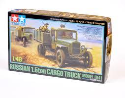 tamiya 1 48 gaz aa truck review by brett green image