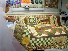 343 best Gammill Quilting Videos images on Pinterest | Longarm ... & Gammill Longarm Quilting Demonstration Adamdwight.com