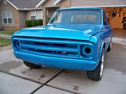 Let's see some Blue 67-72 trucks - The 1947 - Present Chevrolet ...