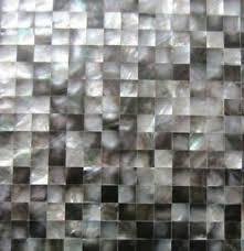 Doch mit unserer anleitung wirst du dieses projekt erfolgreich meistern! Perlmutt Mosaik Schwarz Kein Glas Ohne Fugen 20x20 Mm Auf Matte Ebay