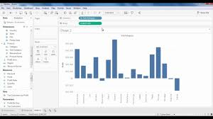 Steps To Build A Waterfall Chart In Tableau