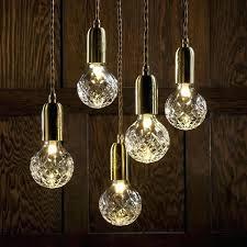 chandeliers led light bulbs light bulb chandelier crystal bulb chandelier by lee broom image 4 chandelier chandeliers led light bulbs