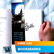 Bookmark Designs To Print Printed Bookmarks
