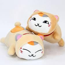 1 Pc Adorable <b>21cm Anime</b> Natsume Yuujinchou Plush pillow Toy ...