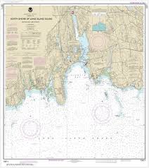 Niantic Tide Chart Noaa Chart North Shore Of Long Island Sound Niantic Bay And Vicinity 13211