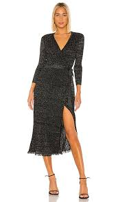 Bobbi Wrap Dress