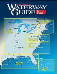 Waterway Guide Atlantic Icw 2015 Intracoastal Waterway