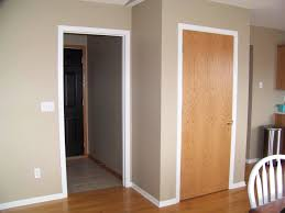 top wood interior doors with white with painting white painting