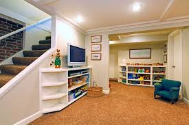 Drywall Vs Drop Ceilings In The Basement EiEiHome Amazing Ideas For Finished Basement Creative