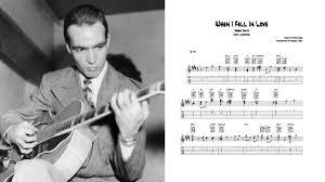 When I Fall In Love - Johnny Smith (Transcription) - YouTube