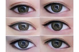 monolid makeup tutorial