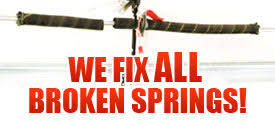 broken garage door springMichigan Garage Door Spring Repair MI Up and Down Door
